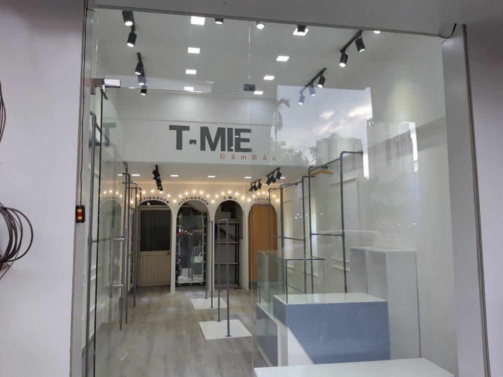 Shop thời trang T-MIE quận 3
