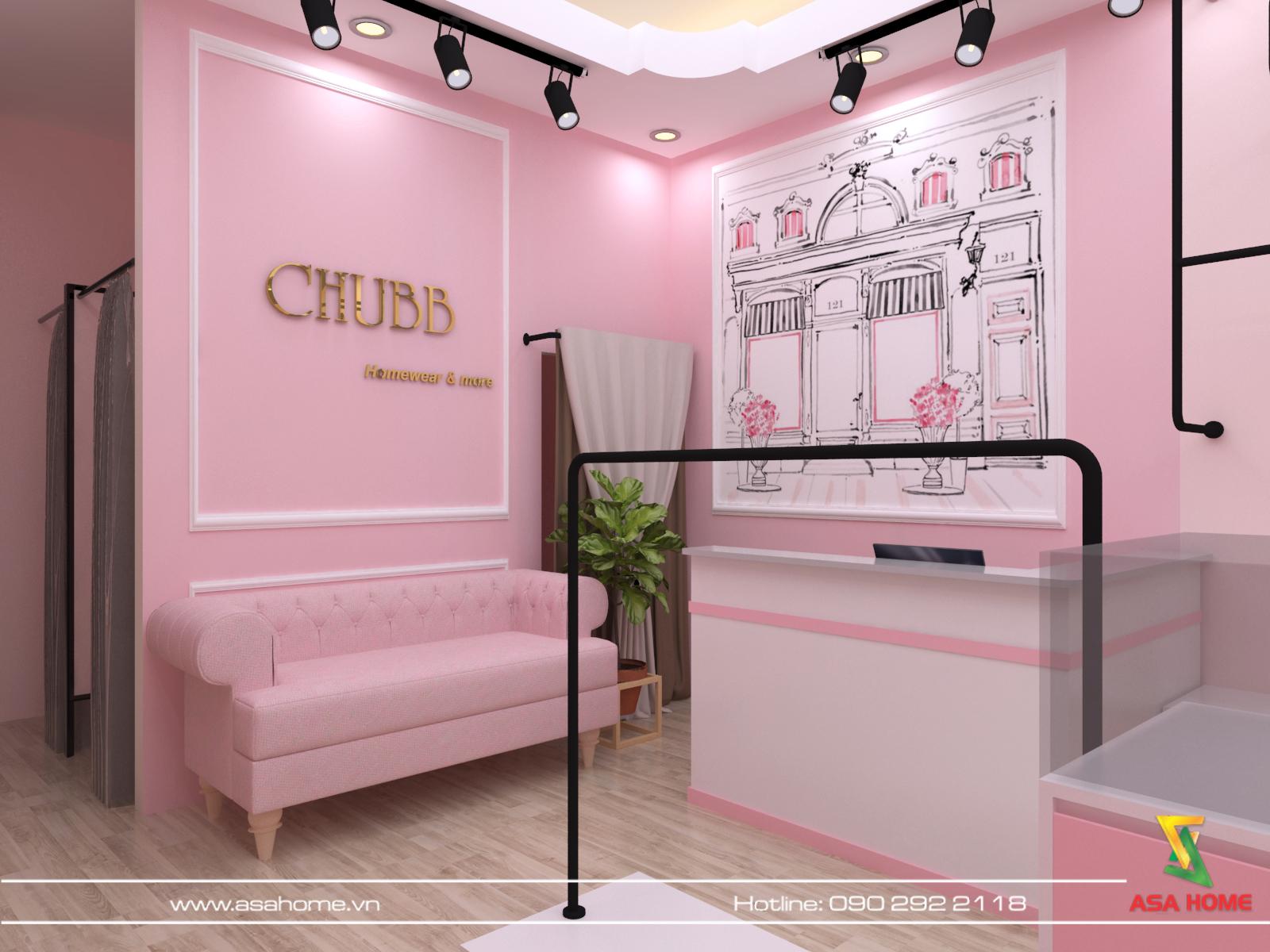 Shop thời trang CHUBB