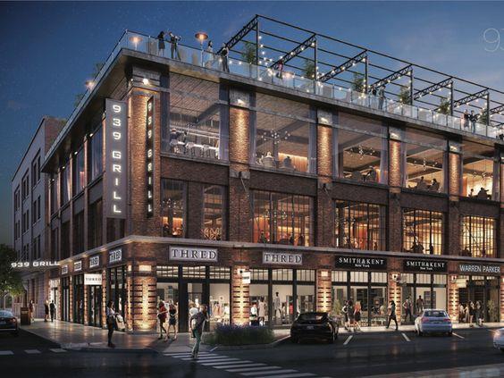 Tùy vào thiết kế mặt tiền có sẵn của tòa nhà mà lên ý tường thiết kế Shophouse phù hợp