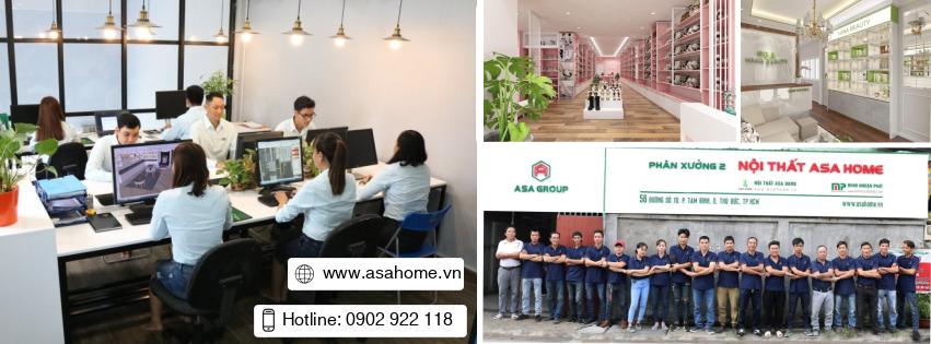 Nội Thất Asa Home thiết kế - thi công shop
