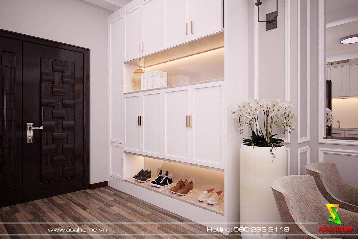 Kệ giày vừa tiện lợi vừa sang trọng - là nơi để bạn trưng bày những đôi giày đẹp của mình