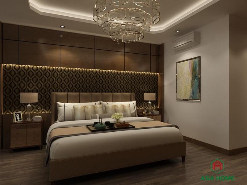 Thiết kế nội thất nhà phố phong cách cổ điển