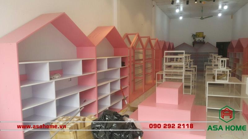 Thiết kế shop trẻ em đẹp