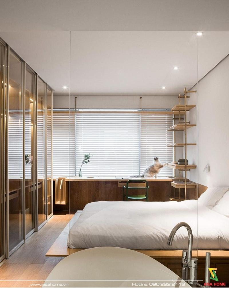 Phong cách thiết kế căn hộ hiện đại