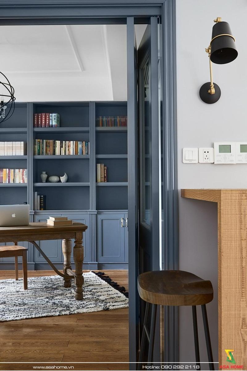 Thiết kế căn hộ hiện đại - ASA014