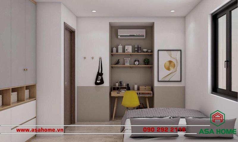 Cải tạo căn hộ theo phong cách hiện đại