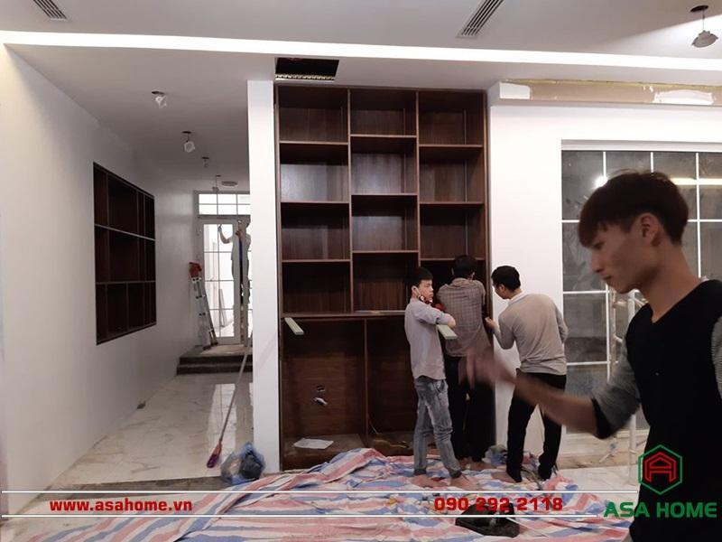 Quá trình thiết kế căn hộ