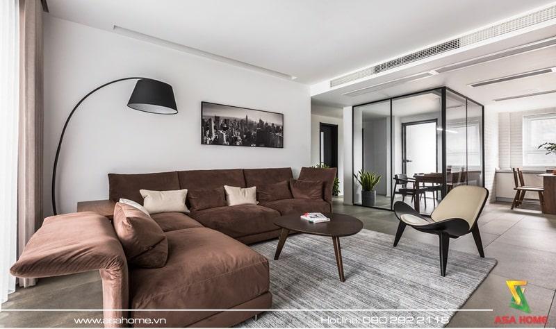 Thiết kế căn hộ hiện đại
