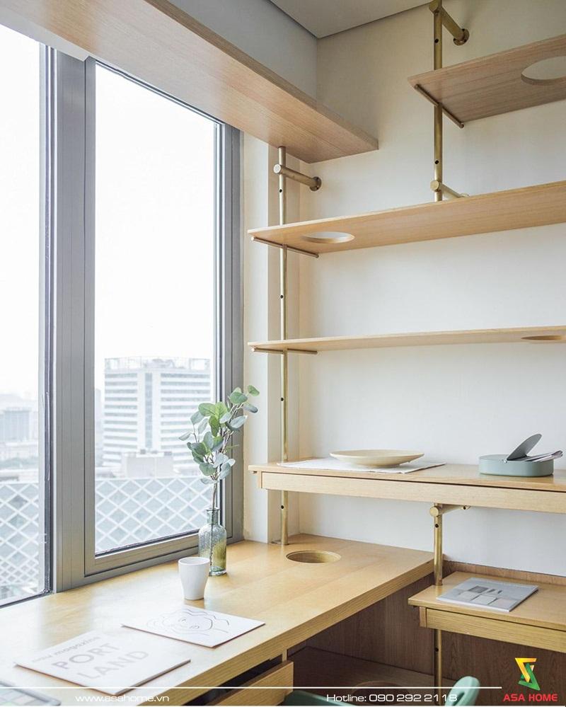 Thiết kế căn hộ tràn ngập ánh sáng tự nhiên