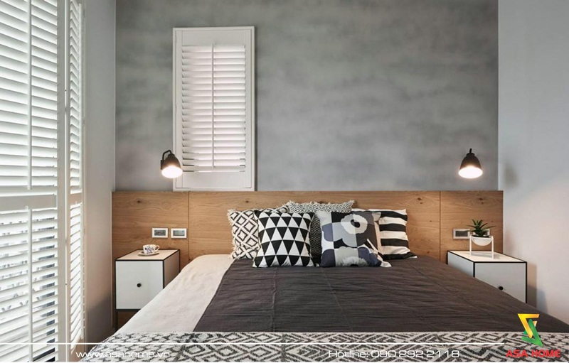 Phòng ngủ ấm áp