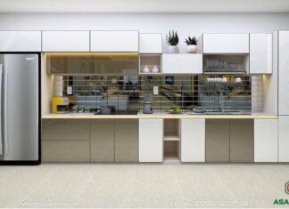 Mua tủ bếp nhôm kính ở đâu tốt uy tín và chất lượng nhất?