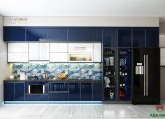 Có kinh nghiệm chọn tủ bếp sẽ giúp gian bếp nhà bạn đẹp, tiện nghi hơn